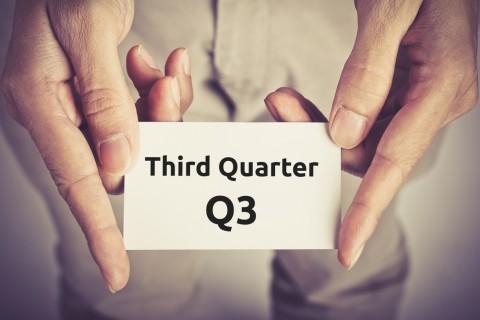 third-quarter