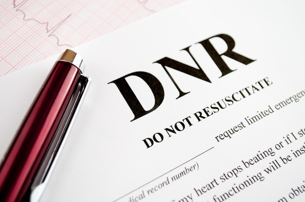 DNR – A Life Choice