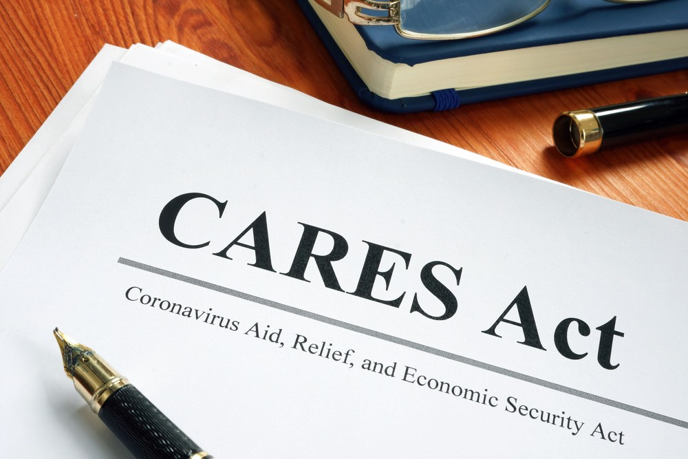 CARES Act Distribution Information