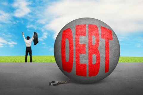 Becoming Debt Free