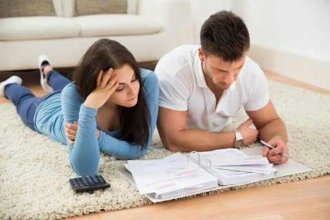 Finances for unmarried couples